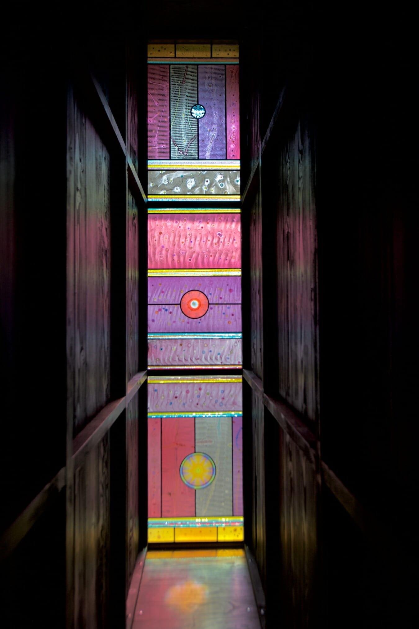 Interieur Stilte corridor, i.s.m. Piet Hein Eek Eindhoven, 2017