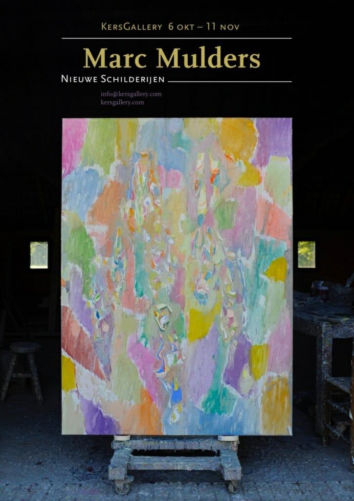 Marc Mulders Nieuwe Schilderijen
