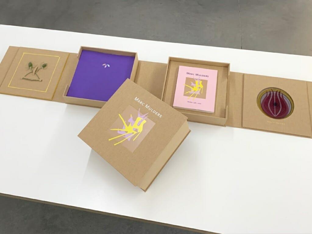 Special Edition van de publicatie Marc Mulders: Werken 1980 – 2020